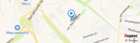 Газовые Приборы на карте Аксая