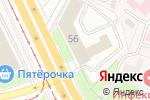 Схема проезда до компании Грузчиков-Сервис Ярославль в Ярославле