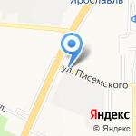 Реал-контракт на карте Ярославля
