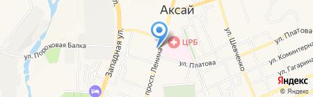 Нектар на карте Аксая