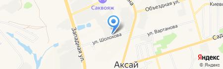 АртВитраж24 на карте Аксая