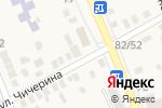 Схема проезда до компании Лидер в Аксае