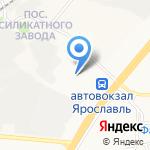 Музей пожарного дела на карте Ярославля