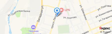 Comepay на карте Аксая
