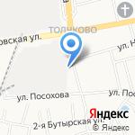 Автомойка на карте Ярославля
