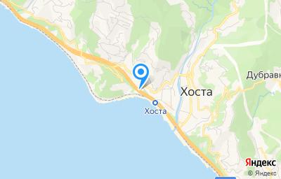 Местоположение на карте пункта техосмотра по адресу Краснодарский край, г Сочи, ул Кипарисовая, д 18