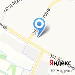 Юрист ЮН на карте Ярославля
