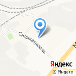 Гейзер на карте Ярославля