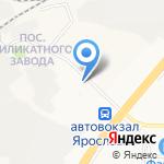 Посуда76 на карте Ярославля