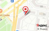 Схема проезда до компании Prospect в Ярославле