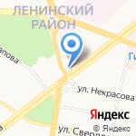 Mebel 3D на карте Ярославля