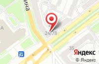 Схема проезда до компании Чип в Ярославле