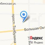 Всероссийское общество инвалидов на карте Ярославля