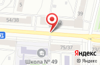 Схема проезда до компании Сушная в Ярославле