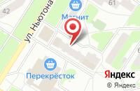 Схема проезда до компании Отделение почтовой связи №35 в Ярославле