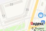 Схема проезда до компании Me & You в Аксае