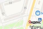 Схема проезда до компании Маяк в Аксае