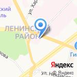 МиР Денталия на карте Ярославля