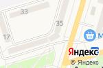 Схема проезда до компании Ювелирный магазин-мастерская в Аксае