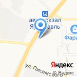 Фотоцентр на карте Ярославля