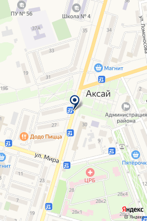 АВТОЦЕНТР РОСТОВ-ЛАДА на карте Аксая