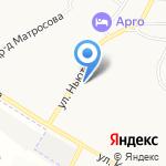 Восточные лепешки на карте Ярославля