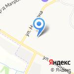 Почтовое отделение №35 на карте Ярославля