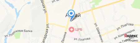 Имидж на карте Аксая
