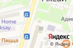 Схема проезда до компании Имидж в Аксае