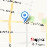 СЕВЕРО-ВОСТОЧНАЯ ТЕХНИЧЕСКАЯ ЭКСПЕРТНАЯ КОМПАНИЯ на карте Ярославля