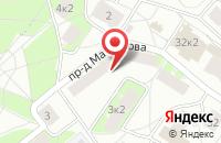 Схема проезда до компании Регион Поставка в Ярославле