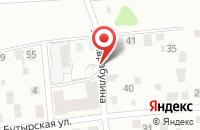 Схема проезда до компании СКСевер в Ярославле