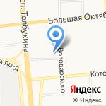 ВЦВЕТ на карте Ярославля