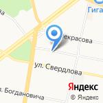 Марьям Марьям на карте Ярославля