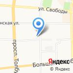MarkSports на карте Ярославля