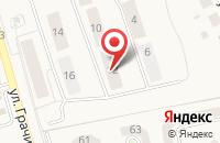 Схема проезда до компании Дядьково в Дядьково