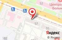 Схема проезда до компании УФМС в Ярославле