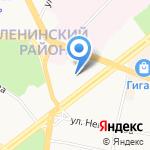 ДиММ на карте Ярославля
