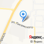 Эллада на карте Ярославля