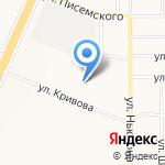 Реагент на карте Ярославля