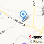 СДЮСШОР №10 по фехтованию на карте Ярославля