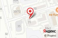 Схема проезда до компании ТехноПро сервис в Ярославле