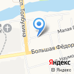 Иномаркет на карте Ярославля