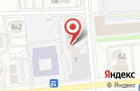 Схема проезда до компании Магнит 3 в Белово