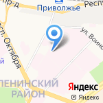 Ярославское областное бюро судебно-медицинской экспертизы на карте Ярославля