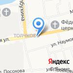 От А до Я на карте Ярославля