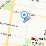 Пивная лавка на карте Ярославля