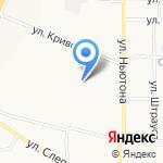 Детский сад №227 на карте Ярославля