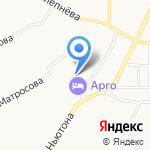 Зоомаг на карте Ярославля