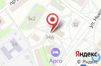 Схема проезда до компании Зоомаг в Нагорном